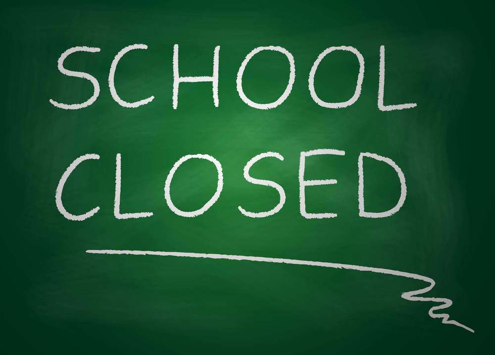 School Closed March 16 - April 5
