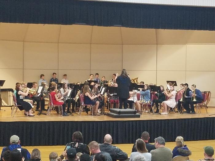 Middle Sschool Band