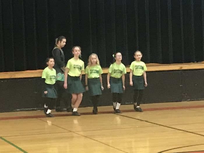 Manton Irish Dancers