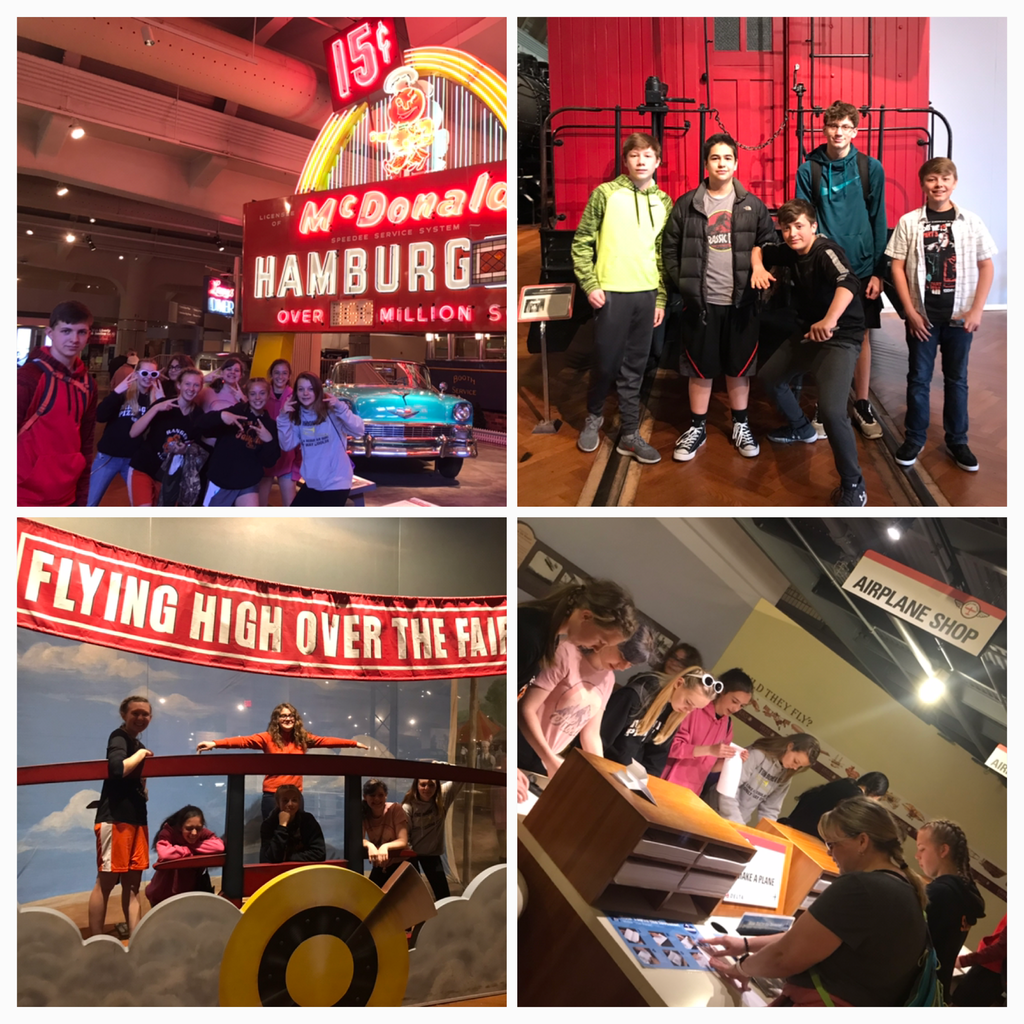 Fun and the Ford Museum