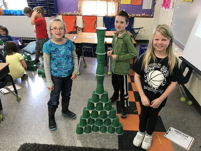 Proud tower makers